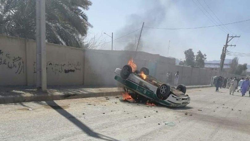İran'dan Pakistan sınırında meydana gelen olaylarla ilgili açıklama