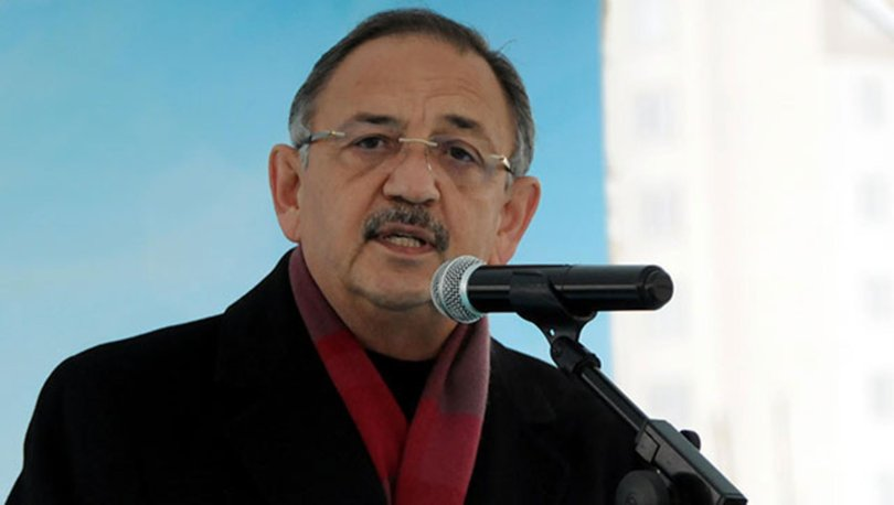 AK Parti'li Özhaseki'den, 'beddua' açıklaması