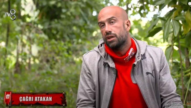 Çağrı Atakan biyografi: Survivor Çağrı kimdir? Survivor Çağrı nereli, kaç yaşında ve oynadığı diziler ne?