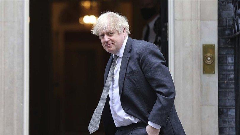 İngiltere Başbakanı Johnson'dan,