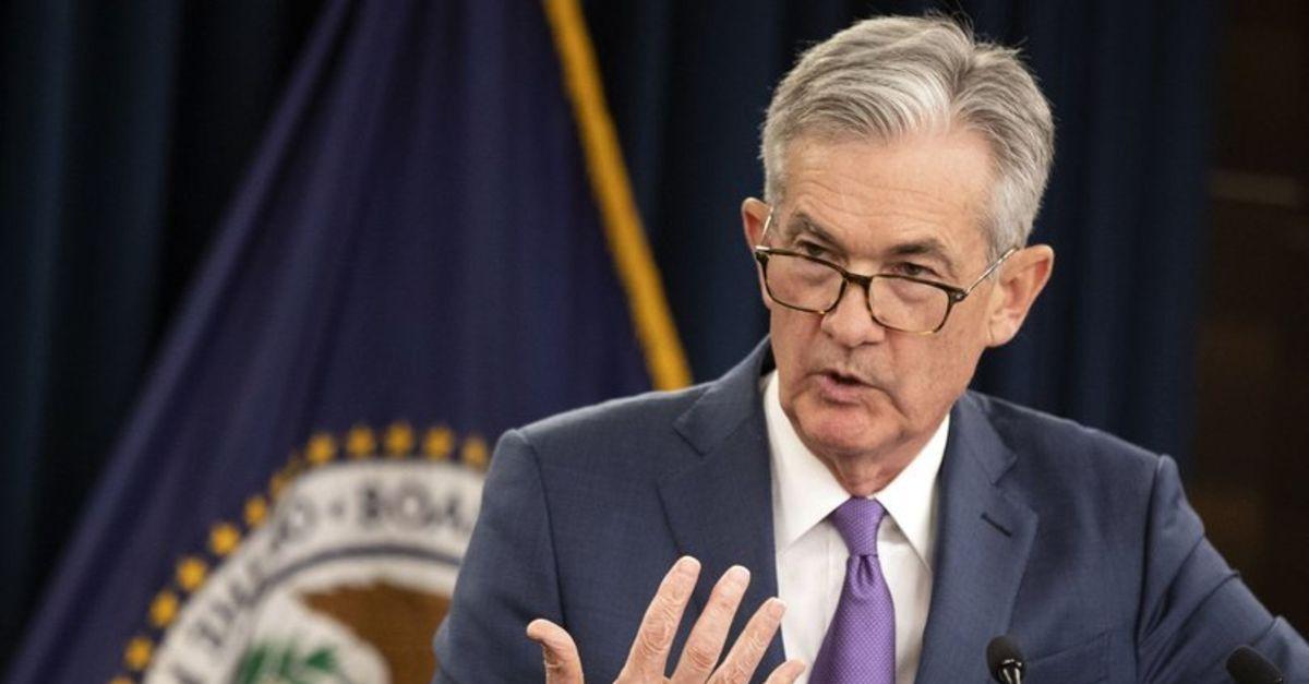 """SON DAKİKA Fed Başkanı Powell açıkladı: """"Ekonomi, istihdam ve enflasyon..."""" - Haberler"""
