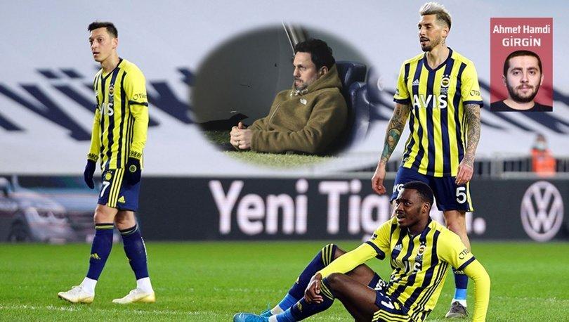 SON DAKİKA: Fenerbahçe kritik virajda! Spor haberleri