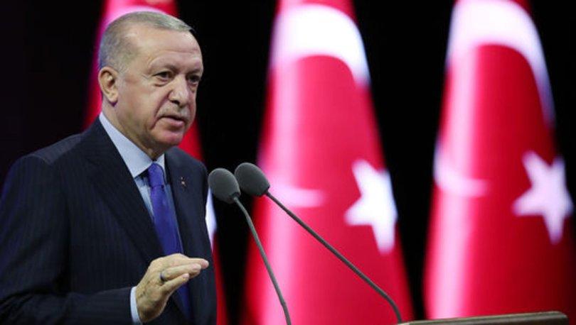 SON DAKİKA: Cumhurbaşkanı Erdoğan'dan 20 bin öğretmen atama müjdesi! - Haberler