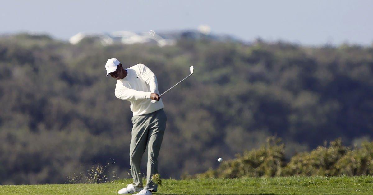 SON DAKİKA: Tiger Woods hastaneye kaldırıldı! - Haberler
