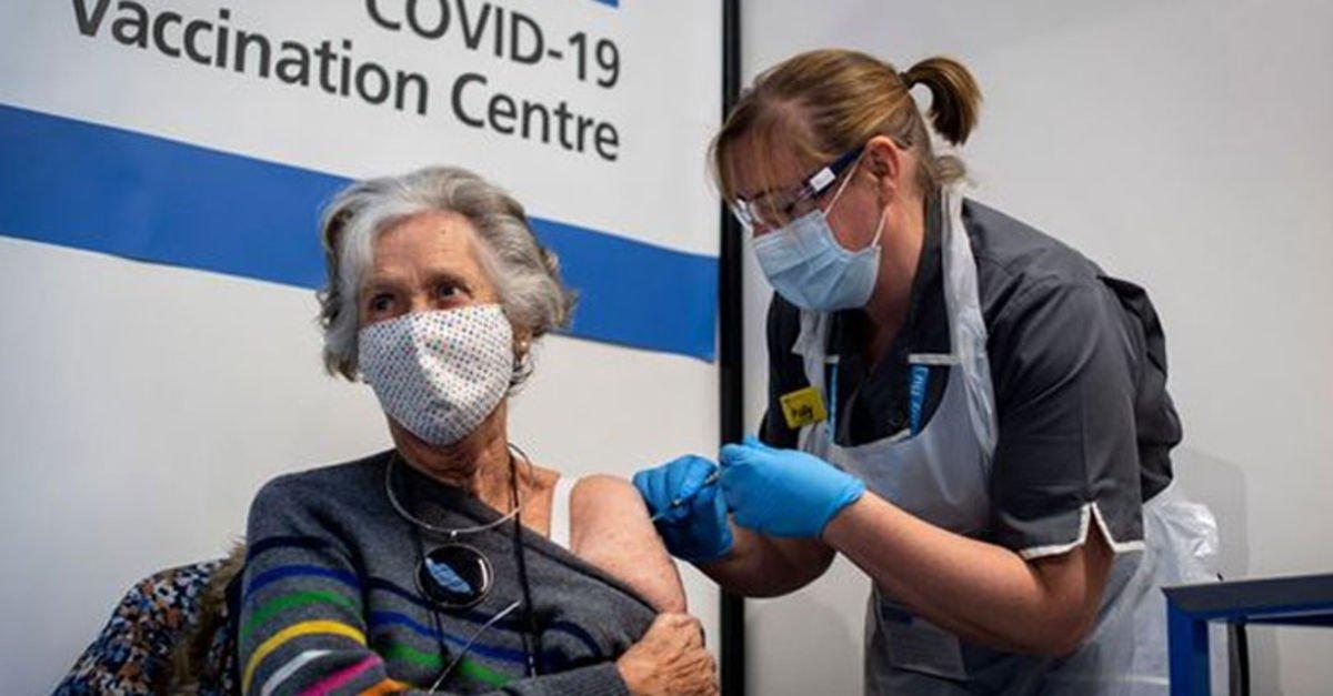 Aşı randevusu nasıl alınır? - MHRS Koronavirüs aşı randevu alma ekranı 2021