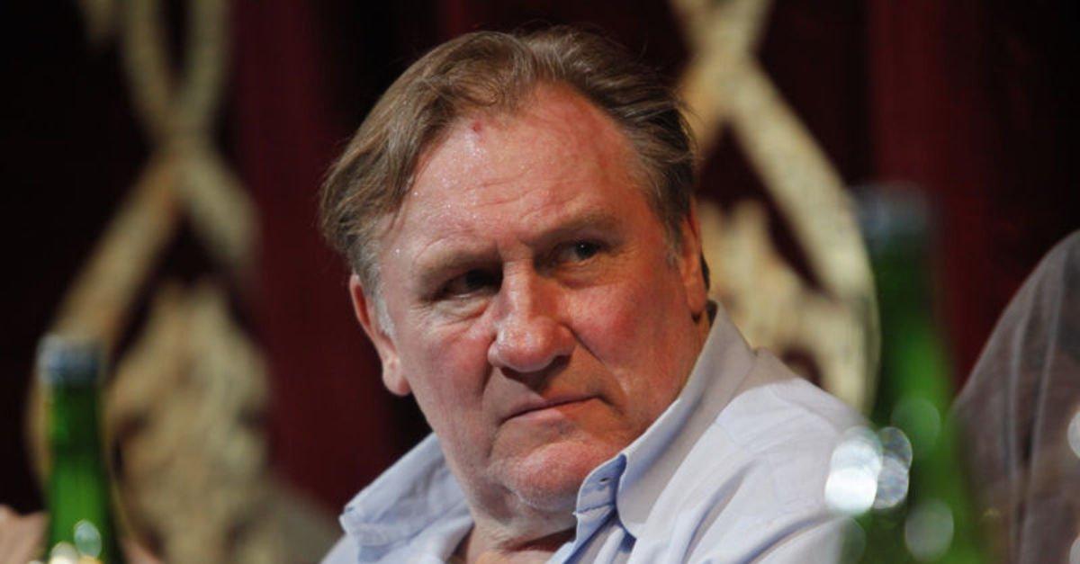 """Fransız aktör Depardieu hakkında """"tecavüz"""" ve """"cinsel tacizden"""" soruşturma açıldı"""