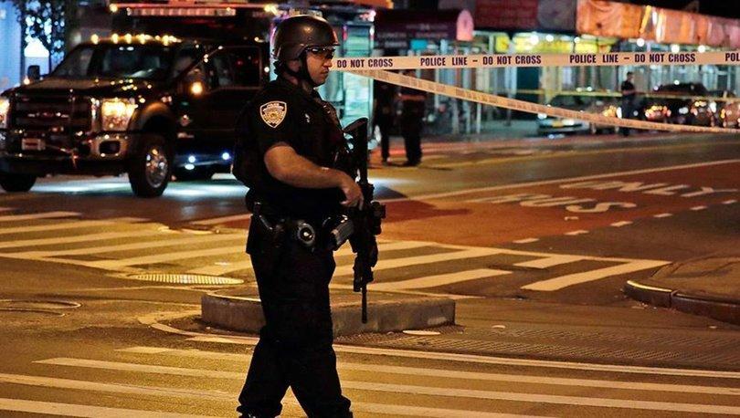 FLOYD VAKASI GİBİ... Son dakika: ABD'de polis şiddeti durmuyor!
