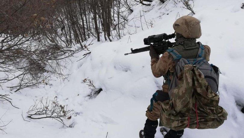 Son dakika haberi Eren-11 Sehi Ormanları operasyonu başlatıldı