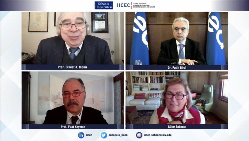 Sabancı Üniversitesi ve IICEC'ten ortak iklim webinarı