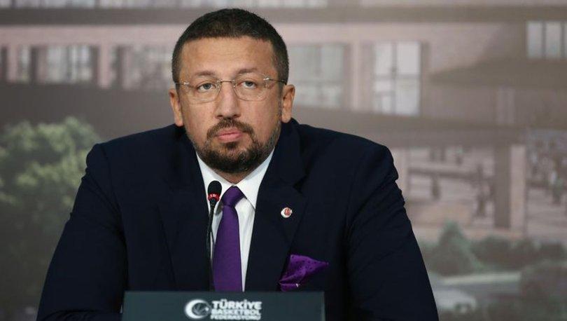 Basketbol Federasyonu Başkanı Türkoğlu: