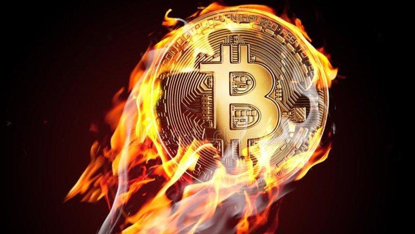 Son dakika haberi: Bitcoin toparlanmaya başladı