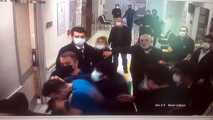 BİTMİYOR| Son dakika: Hasta yakınları sağlık çalışanlarına saldırdı! - Haberler
