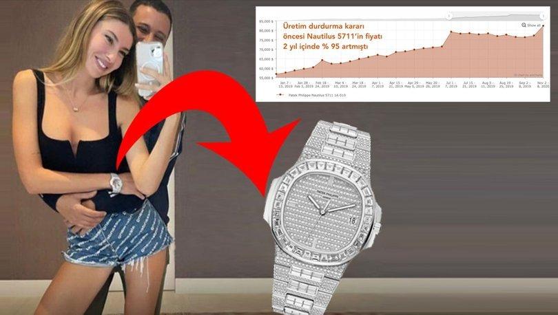 Şeyma Subaşı'nın saatinin üretimi durduruldu - Magazin haberleri