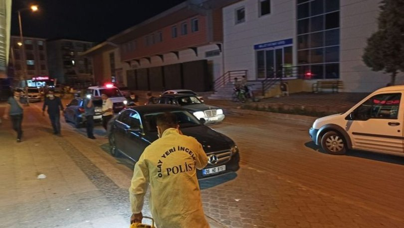 Ankara'da iki arkadaşın tartışması kanlı bitti: 1 ölü