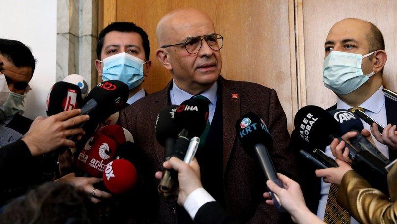 Son dakika haberi Meclis'ten AYM'ye Berberoğlu yazısı