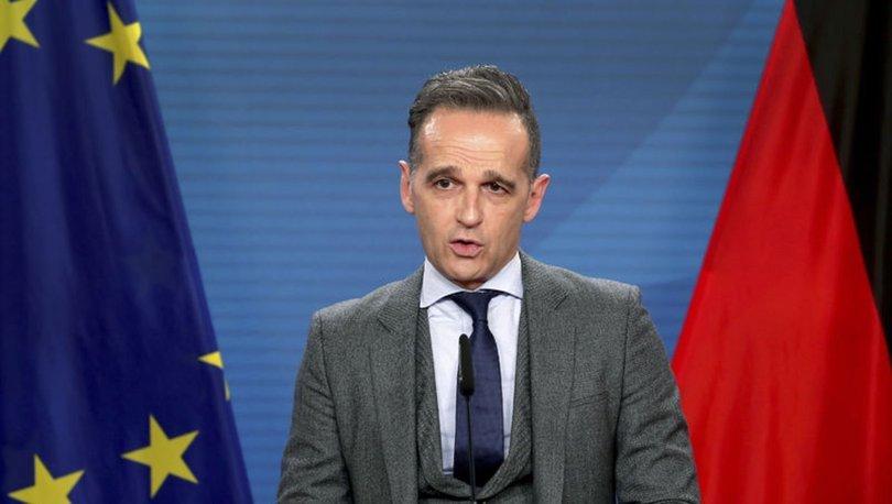 Almanya Dışişleri Bakanı Maas, Esad rejiminin istihbaratçısına verilen cezayı