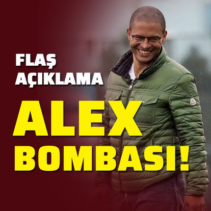 Başkan açıkladı... Alex'e Türkiye'den talip!