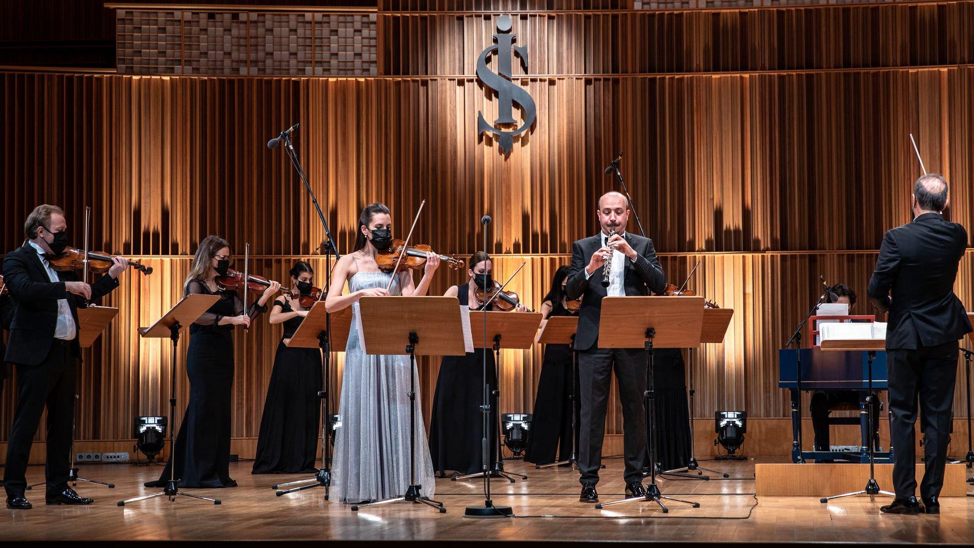 Milli Reasürans Oda Orkestrası İş Sanat'ta
