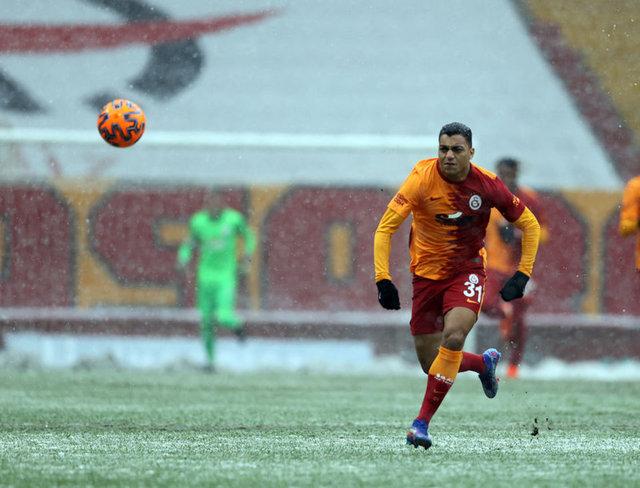 SON DAKİKA ANALİZ: Galatasaraylı Mustafa Muhammed En doğru yerde! Spor haberleri