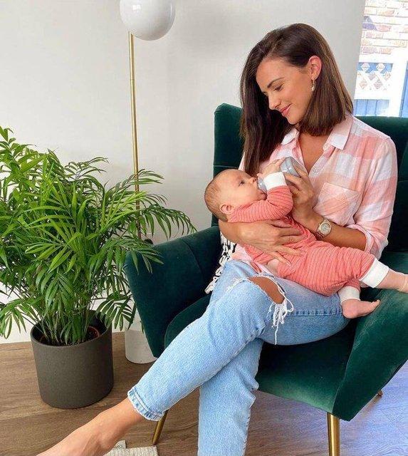 Lucy Mecklenburgh: Bebeğim bir parça elmayla boğuluyordu - Magazin  haberleri | Dünyadan Haberleri