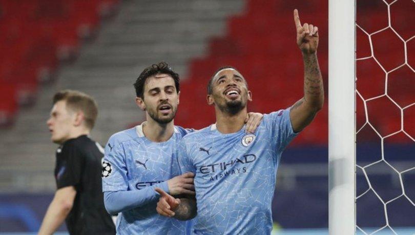 Mönchengladbach: 0 - Manchester City: 2 MAÇ SONUCU