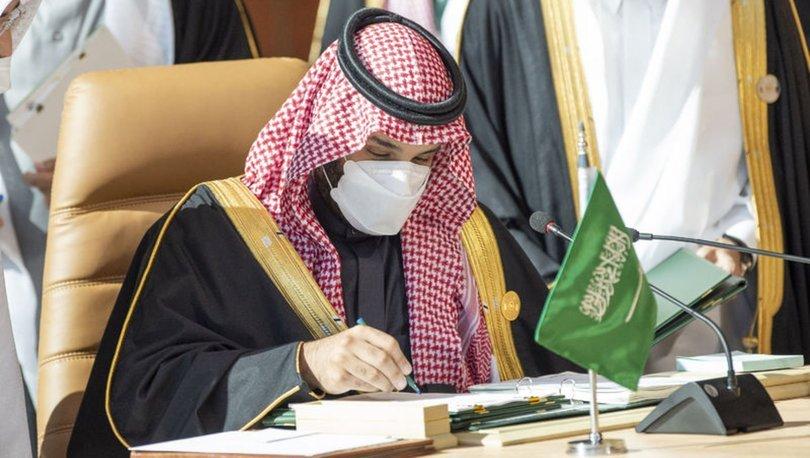 Son dakika: Suudi Arabistan Veliaht Prensi Bin Selman ameliyat oldu