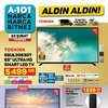 A101 25 Şubat haftanın indirimli ürünleri