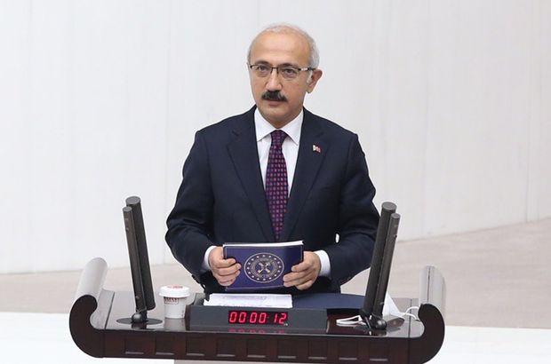 Bakan Elvan'dan reform açıklaması