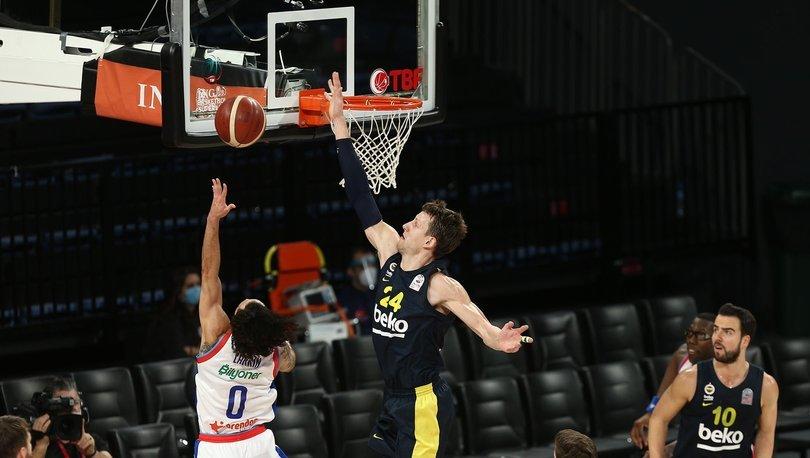 Euroleague'de Türk derbisi: Fenerbahçe - Anadolu Efes