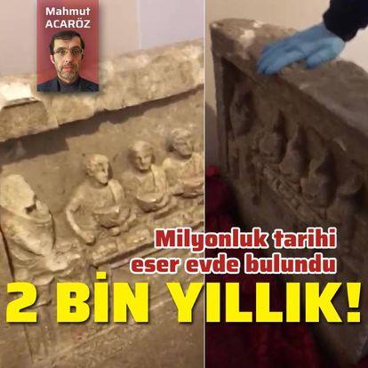 2 bin yıllık! Balıkesir'de ele geçirildi