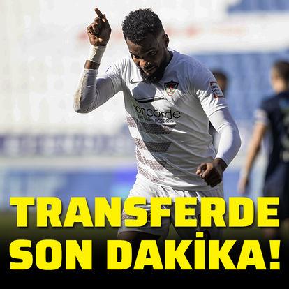 Transferde son dakika!
