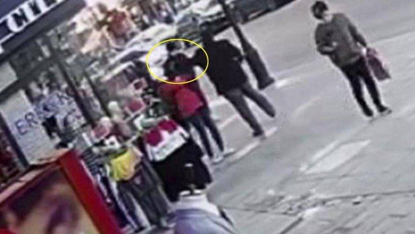 KORKUNÇ| Son dakika: Durduk yerde genç kıza yumruk attı!