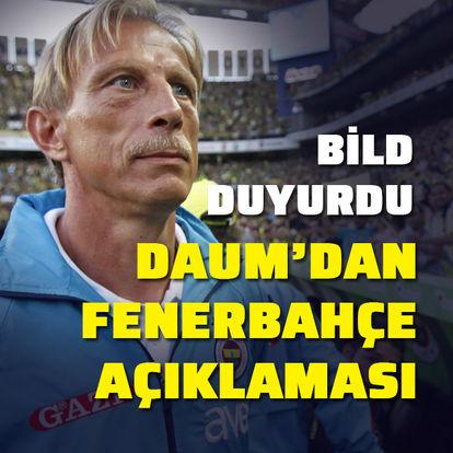 Daum, Fenerbahçe'den teklif aldı mı?