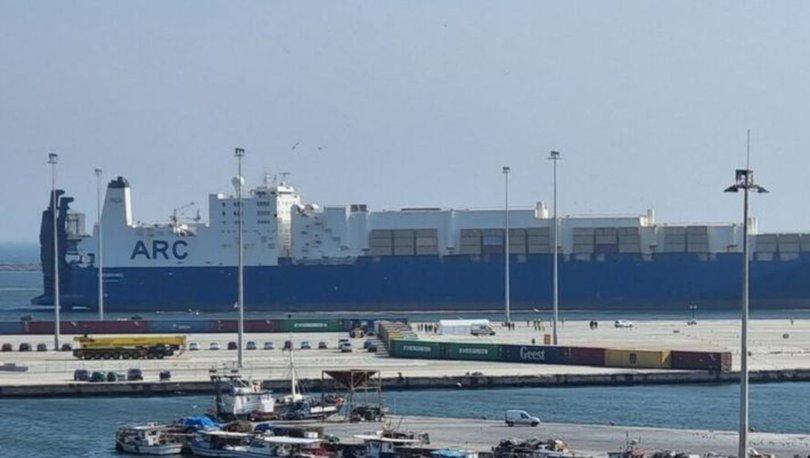 SON DAKİKA GELDİ: Batı Trakya'ya ABD çıkarması: Askeri teçhizatları taşıyan gemi Dedeağaç'ta - Haberler