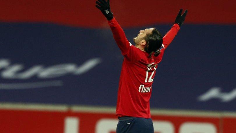 Yusuf Yazıcı, UEFA Avrupa Ligi'nde bir sezonda en çok gol atan Türk futbolcu oldu