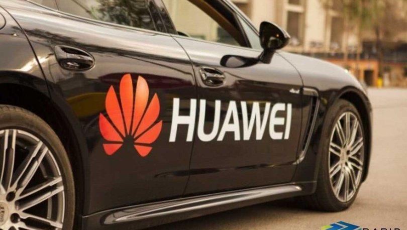 Huawei otomobil işine giriyor - haberler