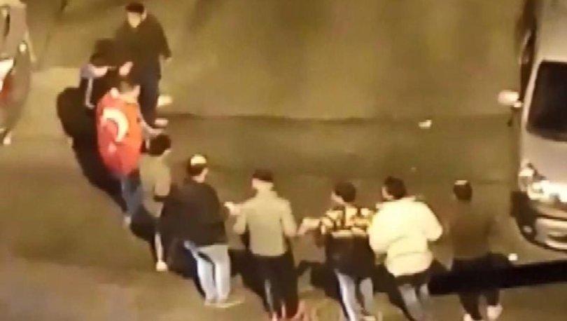 SKANDAL| Son dakika: İstanbul'da koronayı hiçe sayıp halay çektiler