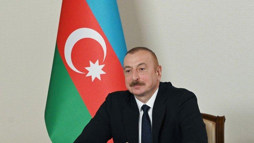 SON DAKİKA: Azerbaycan Cumhurbaşkanı Aliyev'den Ermenistan'daki darbe girişimi hakkında açıklamalar!