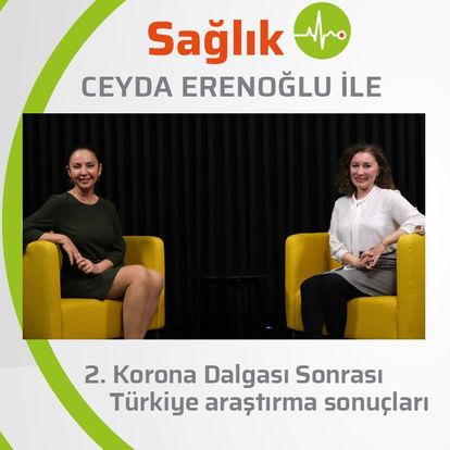 2. Korona Dalgası Sonrası Türkiye araştırma sonuçları