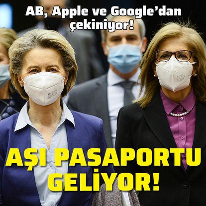 PASAPORT| Son dakika: Aşı pasaportu komplo teorisiydi, gerçek oluyor