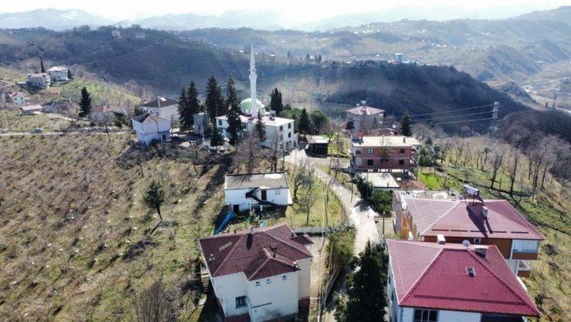 Bir ceznae 22 pozitif vaka! SON DAKİKA: Trabzon'da bir mahalle karantinada