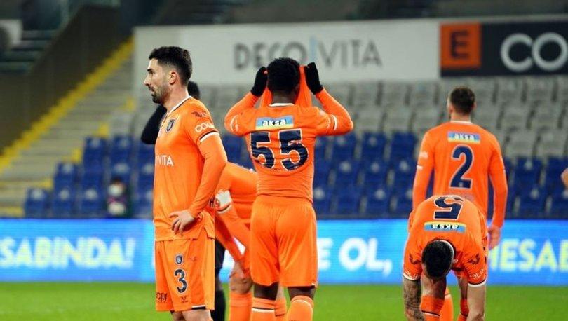 Başakşehir, kötü gidişata Antalyaspor karşısında, 'Dur' demek istiyor