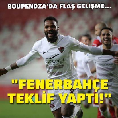 """""""Fenerbahçe teklif yaptı!"""""""