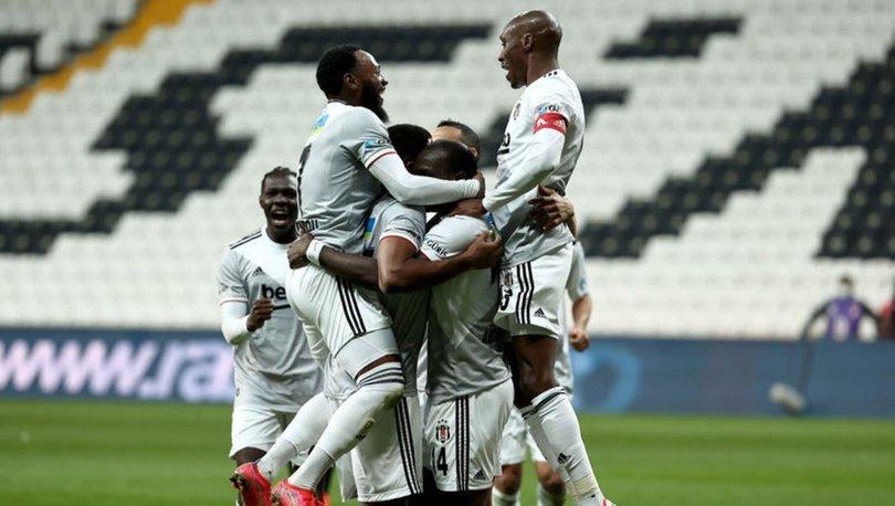Beşiktaş: 3 - Denizlispor: 0 | MAÇ SONUCU