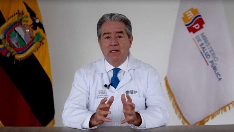 Ekvador'da Sağlık Bakanı Zevallo istifa etti