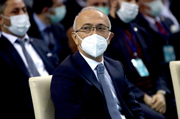 Bakan Elvan'dan G20 paylaşımı