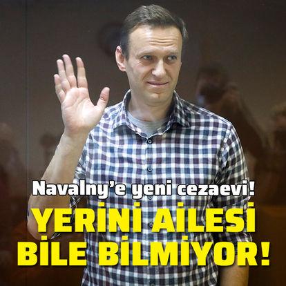 Rus muhalif Navalny'nin tutulduğu yeri ailesi bile bilmiyor! - Haberler
