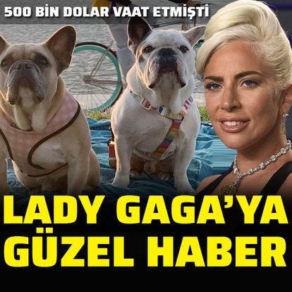 Lady Gaga'ya güzel haber