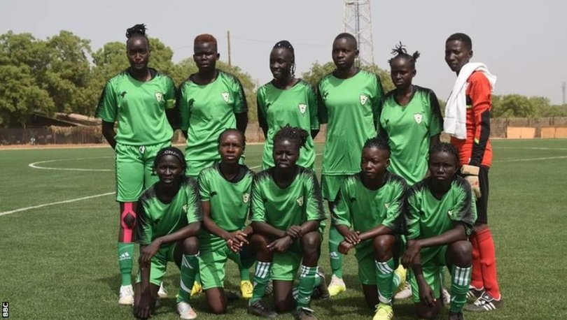 Dünyanın en yeni ülkesi Güney Sudan'da kadın futbol ligi kuruldu: 'Futbol kadınlar için tabuydu, şimdi futbol oynayan kadınların sayısı artıyor'
