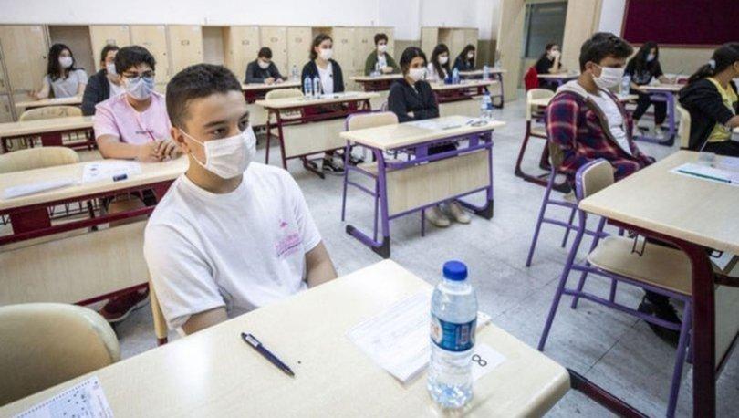 Lise sınavları ne zaman yapılacak? AÇIKLAMA GELDİ! Yüz yüze lise sınavları etelendi mi?